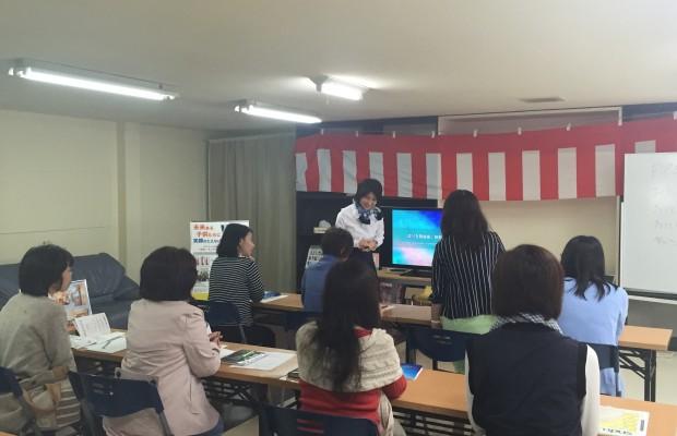 富山市のカルチャー教室5月