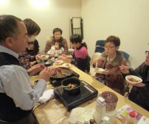 富山市の健康住宅会社の調理器具セミナー