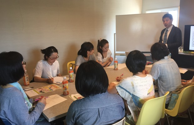 富山市で注文住宅を建てたいママの住育セミナー