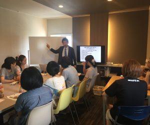 富山市で注文住宅の構造勉強会