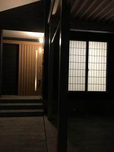 富山市の健康住宅のお引き渡しを家で
