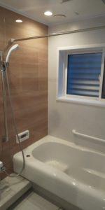 富山市の健康住宅会社レモンホームの黒川様邸浴室