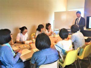 富山市の注文住宅を作るレモンホームの住育セミナー