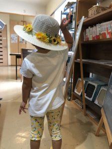 富山市の注文住宅をつくるレモンホームの麦わらイベント