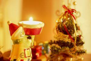 富山市の注文住宅のクリスマスイベント