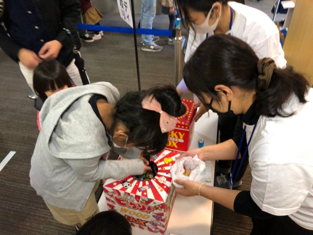 富山市の注文住宅のイベントの縁日