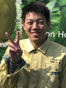富山市の注文住宅のスタッフ松倉さん