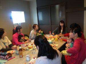 富山市の注文住宅のお片付けお茶会