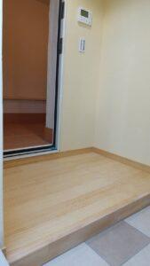 富山市の注文住宅の陶板浴リフォーム工事