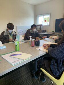 富山市の注文住宅の防水勉強会