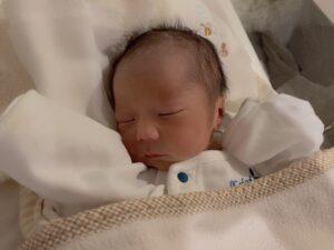 能美市の注文住宅に新たに赤ちゃん