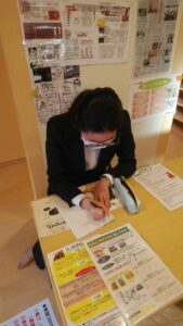 富山市の注文住宅の抗酸化陶板浴