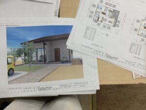 滑川市の注文住宅の木の家見学会