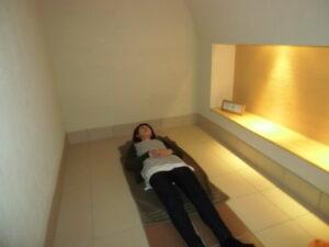金沢市の注文住宅の抗酸化陶板浴セミナー