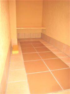 金沢市の注文住宅の抗酸化陶板浴