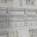 富山市の注文住宅の図面